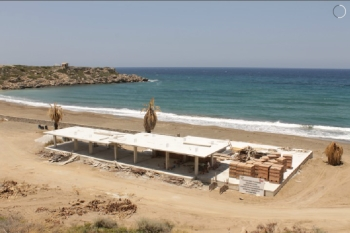 Esentepe Beach development