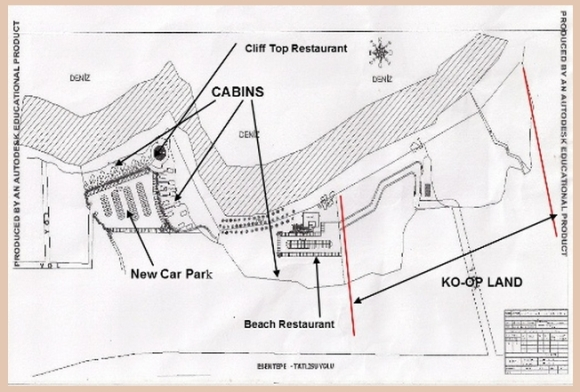 Esentepe Beach Plans