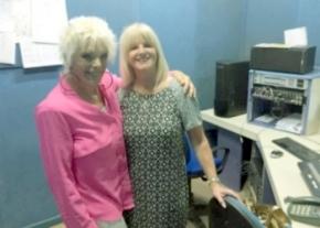 Marion Stuart and Denise phillips image