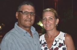 Ozkul and Susan Arif
