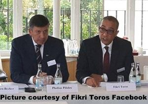 Phidias Pilidis and Fikri Toros