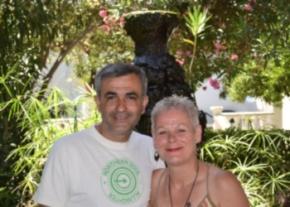 Sinan and Christine