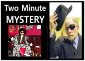 Two Minute Mystery No 28