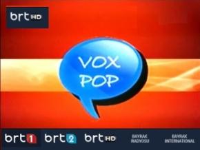 Vox Pop On BRTHD