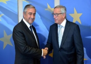 Akinci and Juncker image