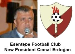 Cemal Eroğan is new president
