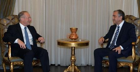 John Koenig and Mustafa Akinci