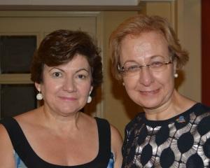 Natalie Koenig and Behiye Muftuzade