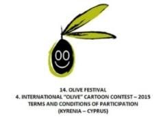 Olive Cartoon logo