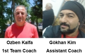Ozben Kalfa and Gokhan Kim