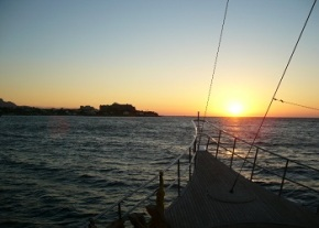TFR Boat Trip