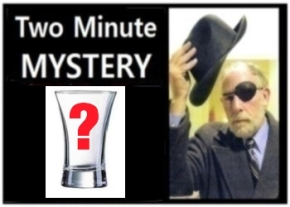 Two Minute Mystery No 31