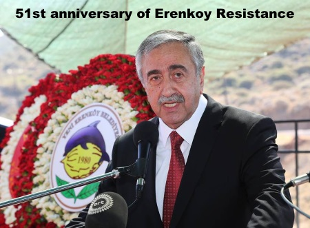 51st anniversary Erenkoy