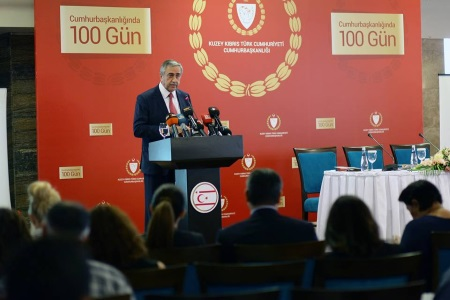 Akinci evaluates first 100 days