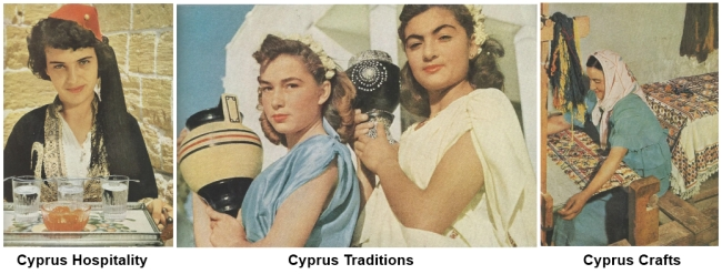 cyprus traditions cypriot culture past crafts cyprusscene greek turkish