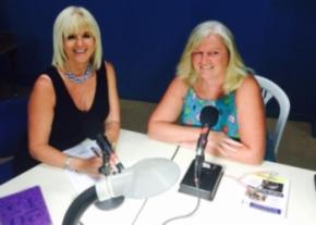 Denise Phillips and Kim Betts image