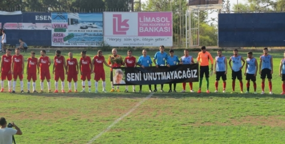 Erdal Barut Memorial Match with Esentepe and Ozankoy teams