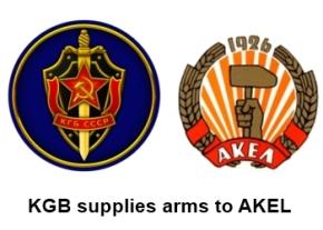 KGB and Akel image