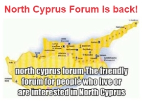 North Cyprus forum is back