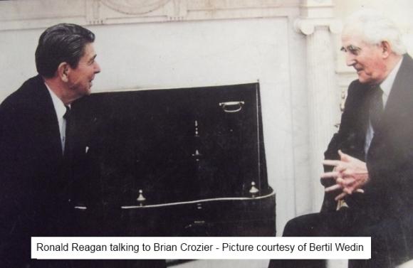 Richard Reagan and Brian Crozier