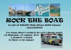ROCK THE BOAT image