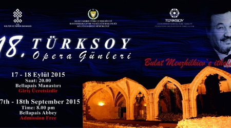 18th Turksoy Opera Days
