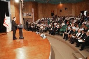 Akinci informs NGO's 2