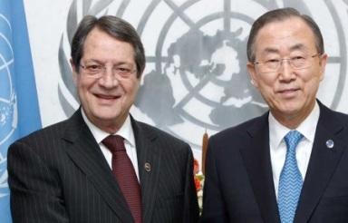Anastasiades and Ban