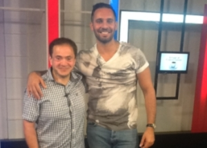 Can Gazi and Ali Köse