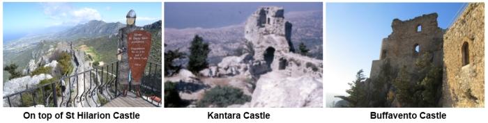 Castles of North Cyprus