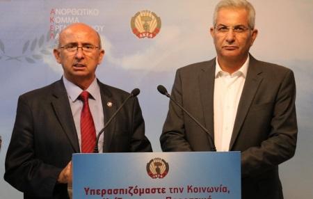 Cemal Özyiğit and Andros Kyprianu