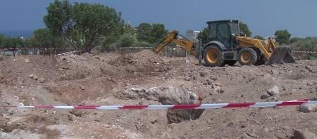 CMP Excavation
