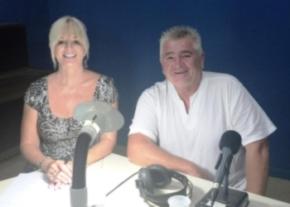 Denise Phillips and David Miller