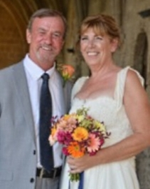 Janine Mould and Keith Hutchnson wedding 1