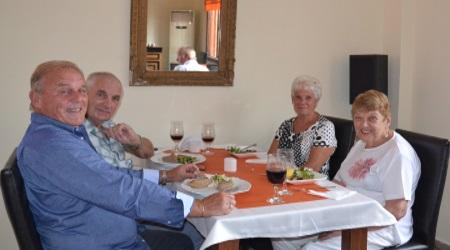 Keith, Chris, Norma, Margaret
