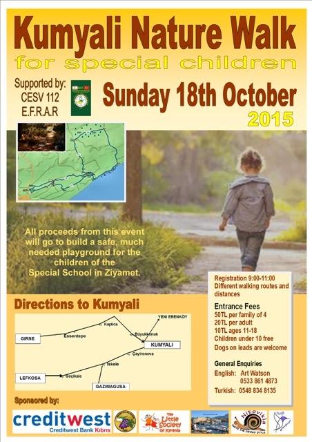 Kumyali Walk poster