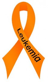 Leukaemia ribbon