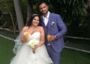 Mr and Mrs at last! image