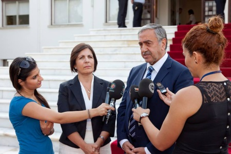 Mustafa Akinci and Sibel Siber