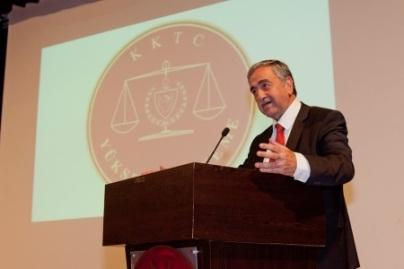 Mustafa Akinci - Justice
