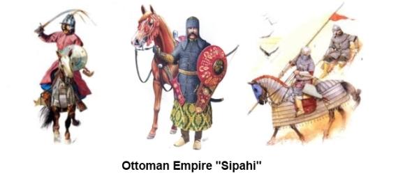 Ottoman Empire Sipahi