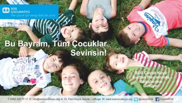 SOS Childrens village have happy children