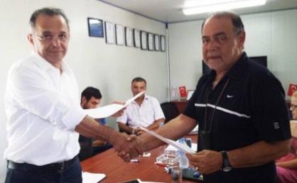 Turkish and Greek consortium