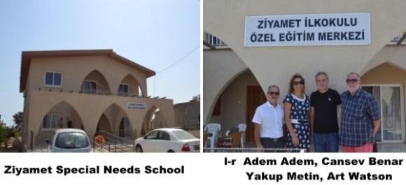 Ziyamet Special Needs School