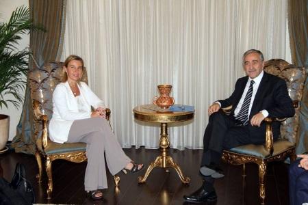 Akinci and Mogherini