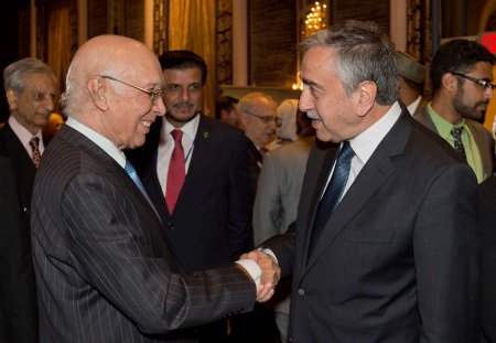 Akinci's contacts continue