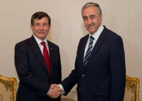 Davutoglu and Akinci image