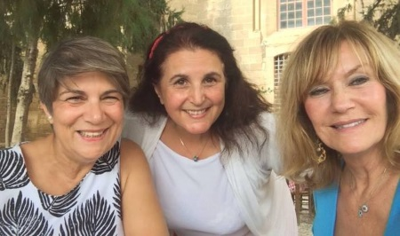 Figen, Hatice, Debbie