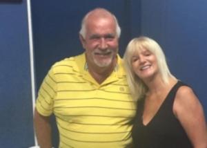 John Graham and Denise Phillips