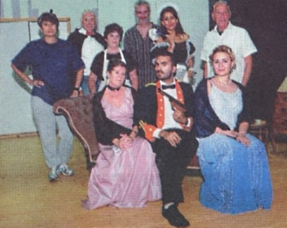 North Cyprus - Kyrenia Amateur Dramatic Society (KADS) – Unsung Backstage Heroes
